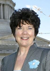 State Sen. Pam Roach, R-Auburn.