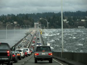 The original Evergreen Point Bridge cost $159 million to build, in today's dollars. The replacement will cost $4 billion more.