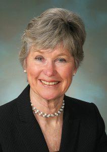 Sen. Linda Evans Parlette, R-Wenatchee.