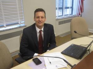 House Environment Chair Dave Upthegrove, D-Des Moines.