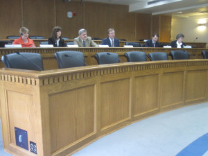 The Senate Energy, Environment and Telecommunications Committee.