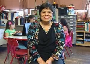 Estela Ortega, executive director of El Centro de La Raza.