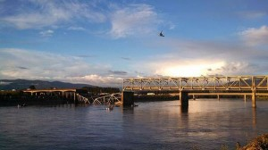 Skagit River bridge collapse Thursday evening: No lives were lost.