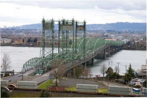 New span would replace the Interstate Bridge at Vancouver, portions of which were built in 1917 but substantially reconstructed in 1958.