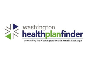 Logo of the state's new Health Benefits Exchange.
