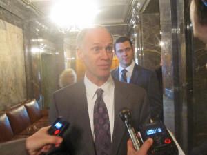 Senate Majority Leader Rodney Tom, D-Medina.
