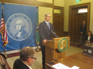 It's all the Republicans' fault, explains Gov. Jay Inslee as he calls the Legislature back for a second special session.