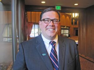 Alex Hays, executive director of the Mainstream Republicans of Washington.