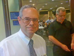 Councilman Rick Forschler, who galvanized business-community opposition.