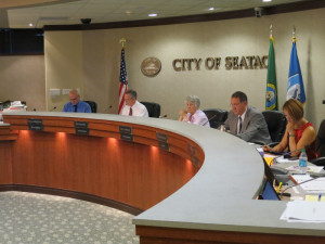 SeaTac Council votes to advance initiative to the Nov. 5 ballot.