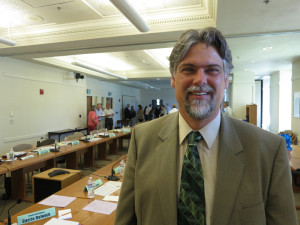 State Rep. Ed Orcutt, R-Kalama, ranking Republican on the House Transportation Committee.