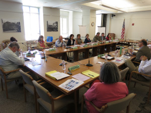 Advisory committee on Legislature's new cost-driver study holds first meeting.