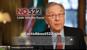 Former  Attorney General Ken Eikenberry is featured in opposition ad.