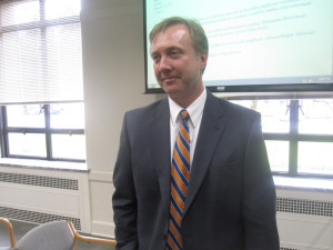 Doug Ericksen, R-Ferndale, chairman of the Senate Energy, Environment and Telecommunications Committee.