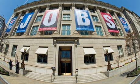 US jobs employment figures