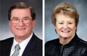 Key players on transportation issue: State Sen. Curtis King, R-Yakima, co-chairman of the Senate Transportation Committee, and state Rep. Judy Clibborn, D-Mercer Island, chairwoman of the House Transportation Committee.