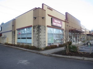Lacey liquor store remains open for business.