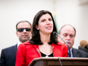 State Rep. Jessyn Farrell, D-Seattle.