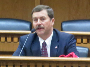 Senate Republican Leader Mark Schoesler, R-Ritzville.