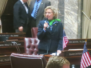 Sen. Barbara Bailey, R-Oak Harbor, chairwoman of the Senate Higher Education Committee.