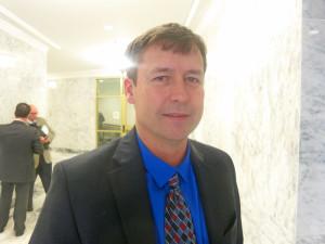 State Rep. Matt Manweller, R-Ellensburg.