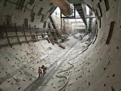 140224 Bertha Seattle tunnel
