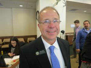 State Rep. Dick Muri, R-Steilacoom.