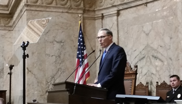 Inslee state of state