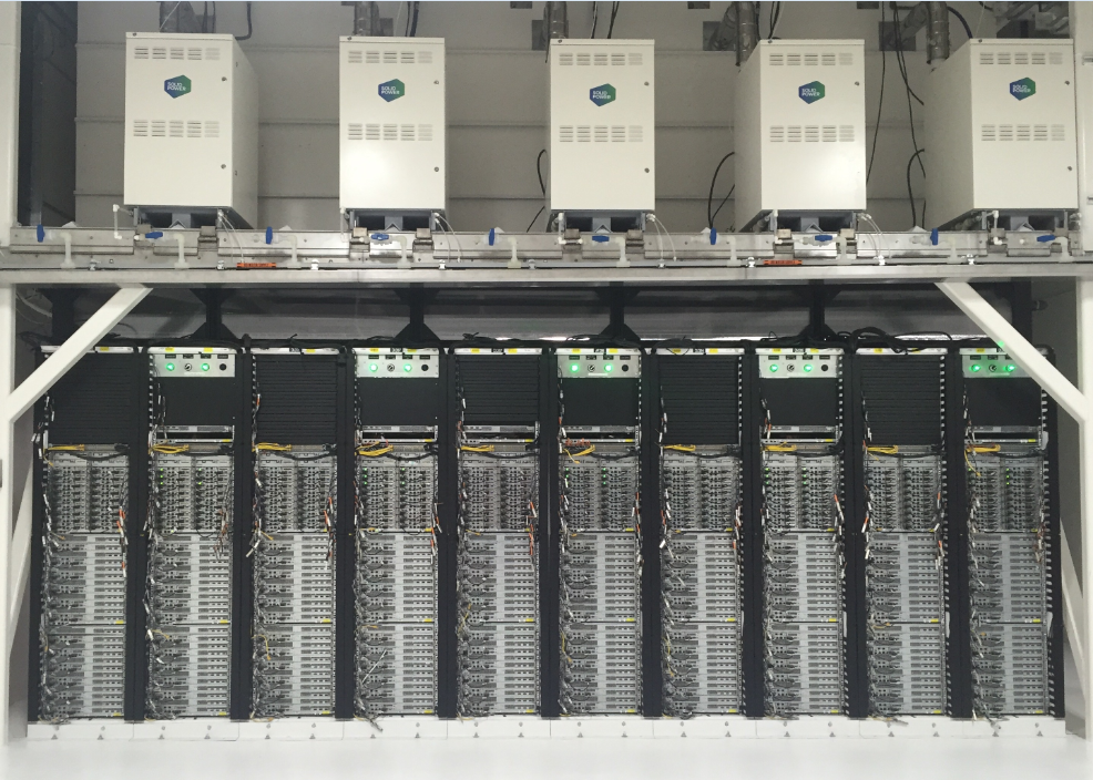 "Microsoft opens ""Data Center of the Future"" - Washington ..."