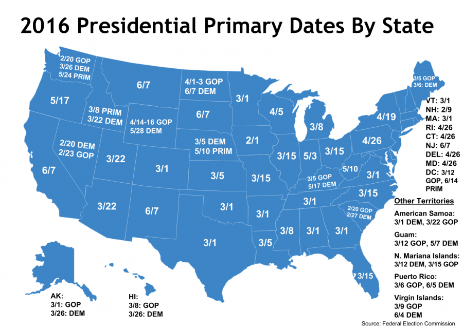 Bill to move the presidential primary could increase Washington\'s ...