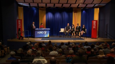 Town hall to discuss guns brings together students, lawmakers, and gun rights advocates