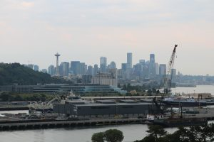 Port of Seattle Terminal 91